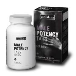 Cool Mann Potenz Tabs - CoolMann Male Potency Tabs